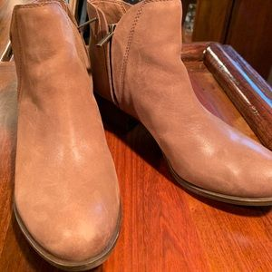 Women's Lucky Brand Booties